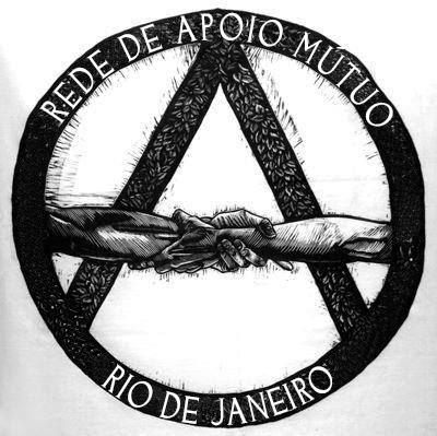 Rede de Apoio Mútuo Anarquista no Rio de Janeiro